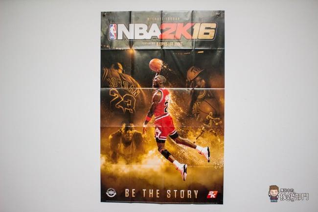NBA 2K16 Michael Jordan