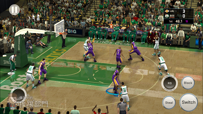 NBA 2K16 iOS
