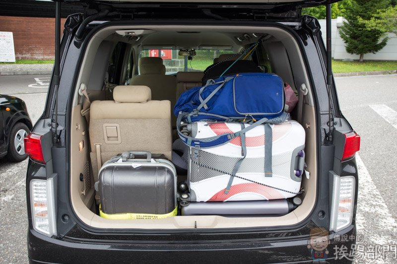 Nissan Cube 2018 >> 日本六人租車自駕旅行該租哪種車型才能在舒適度與行李空間取得平衡? - 傳說中的挨踢部門