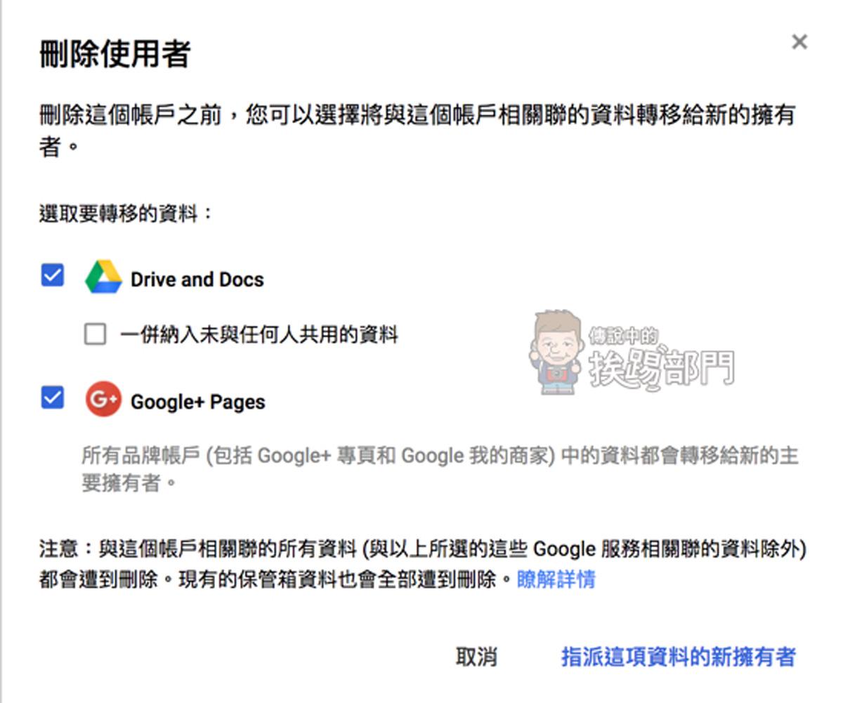 Google 雲端硬碟