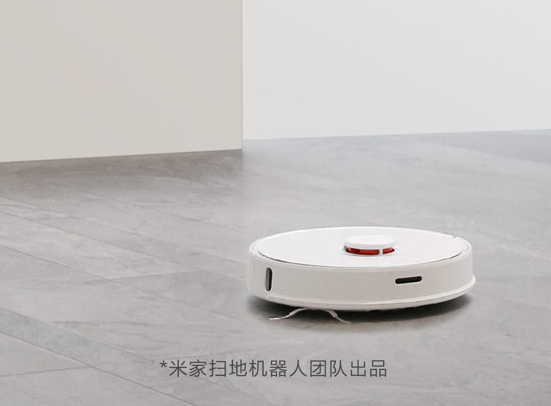 石頭掃地機器人