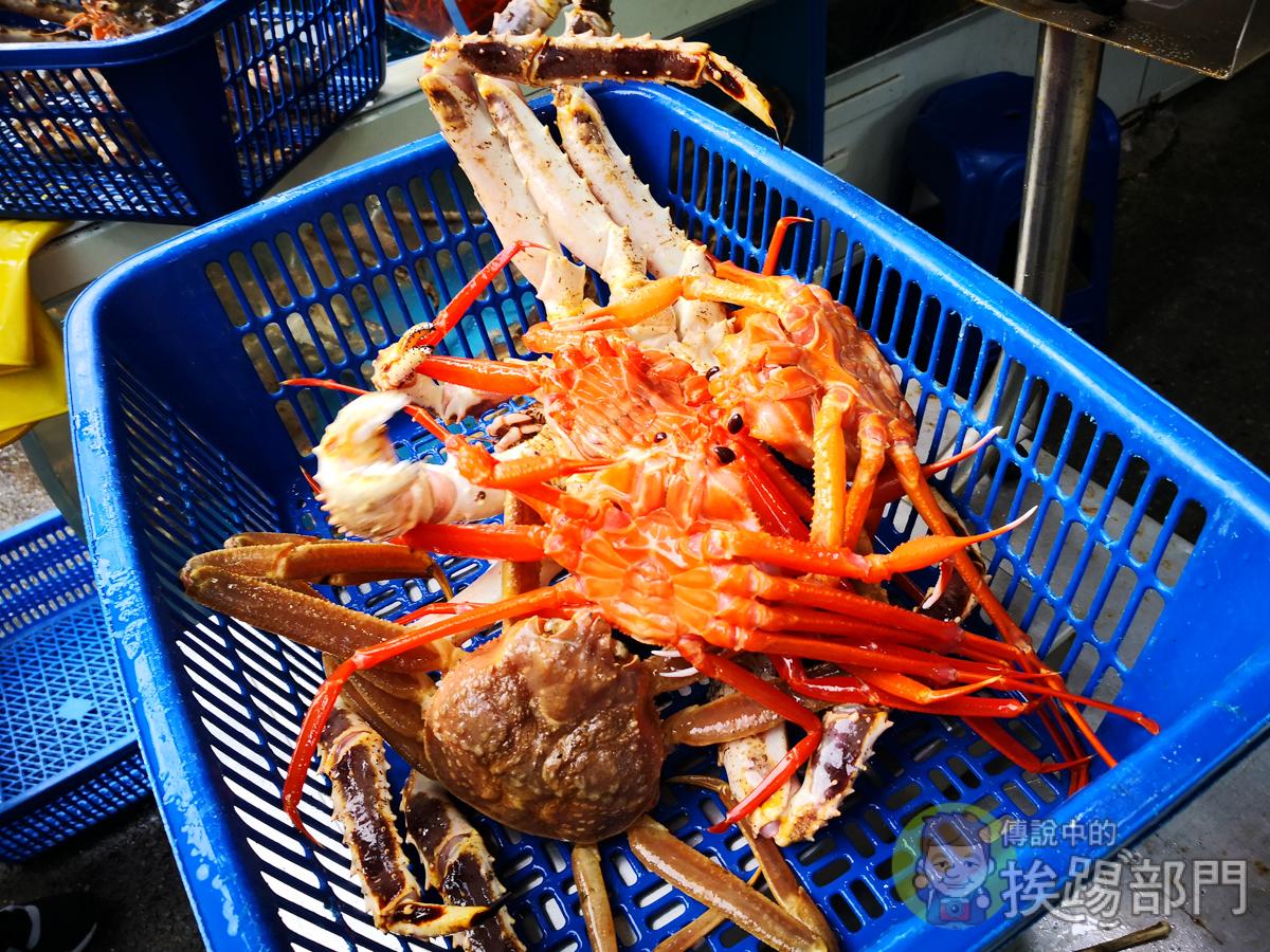 機張大發螃蟹