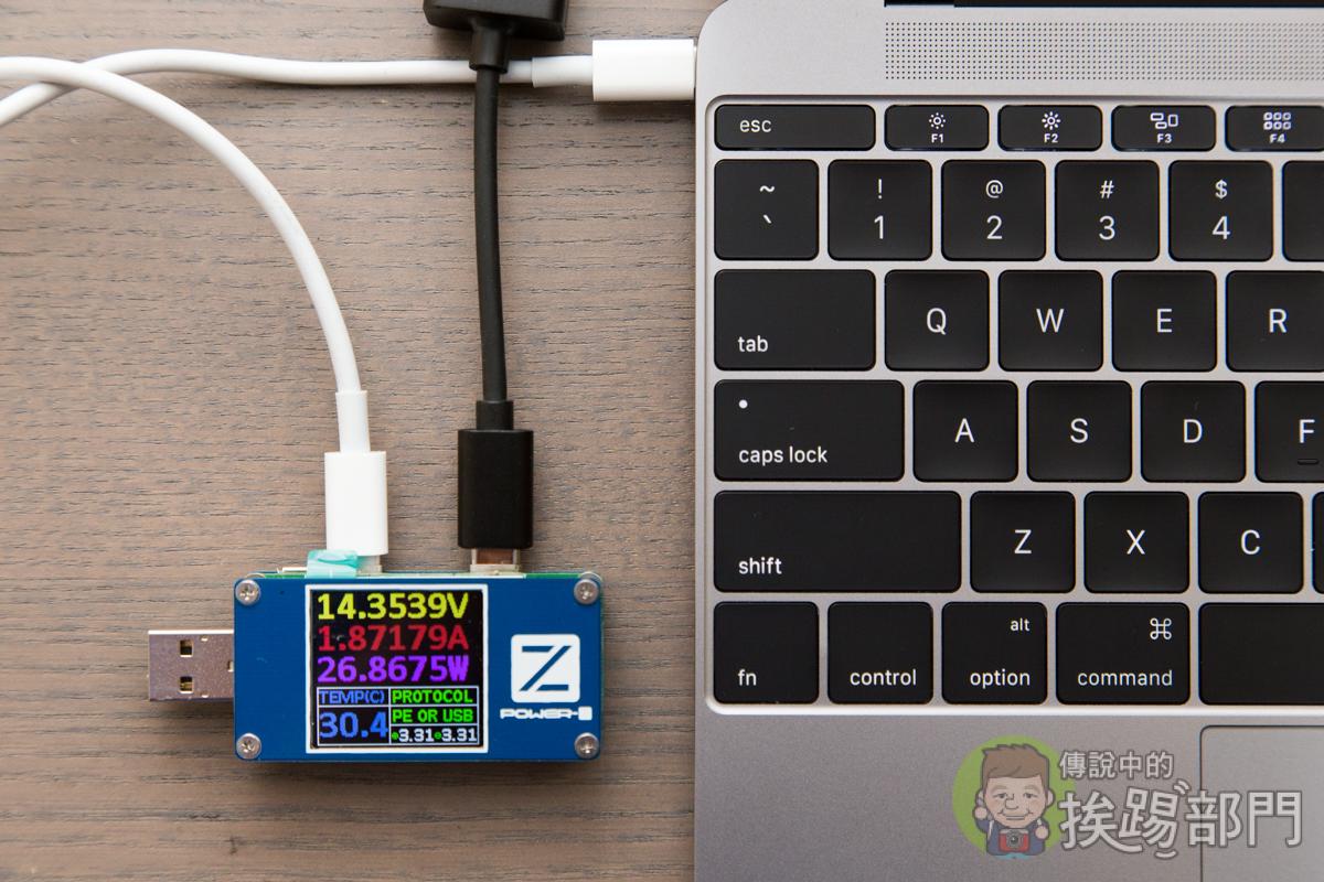 Magsafe 磁吸轉 USB Type-C PD充電轉接頭