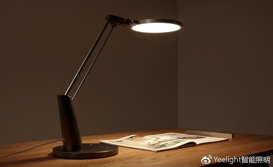 自然光檯燈