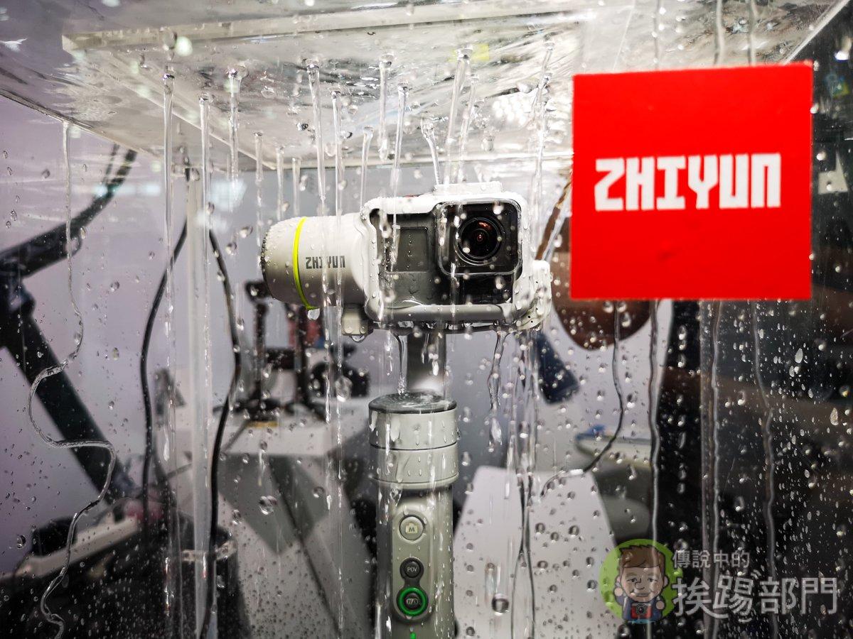 智雲三軸穩定器 ZHIYUN EVO2
