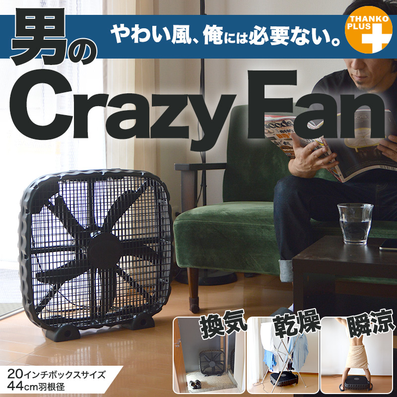 Crazy Fan