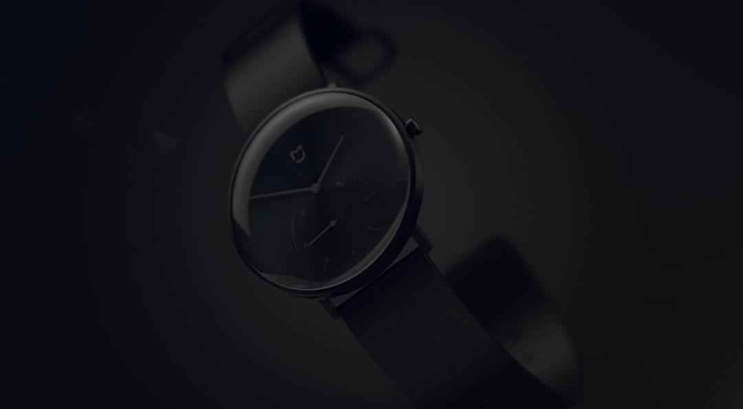 米家石英錶