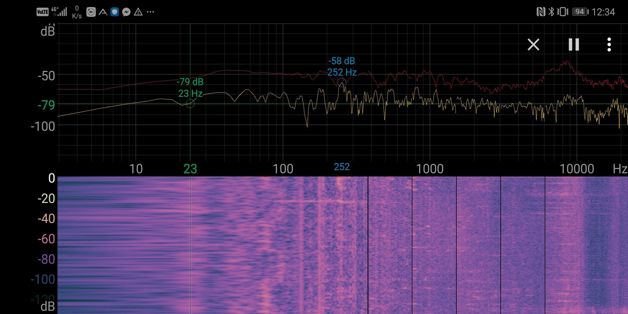 Spectroid 頻譜分析儀