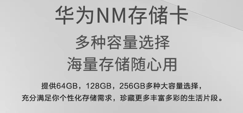 華為 NM 記憶卡