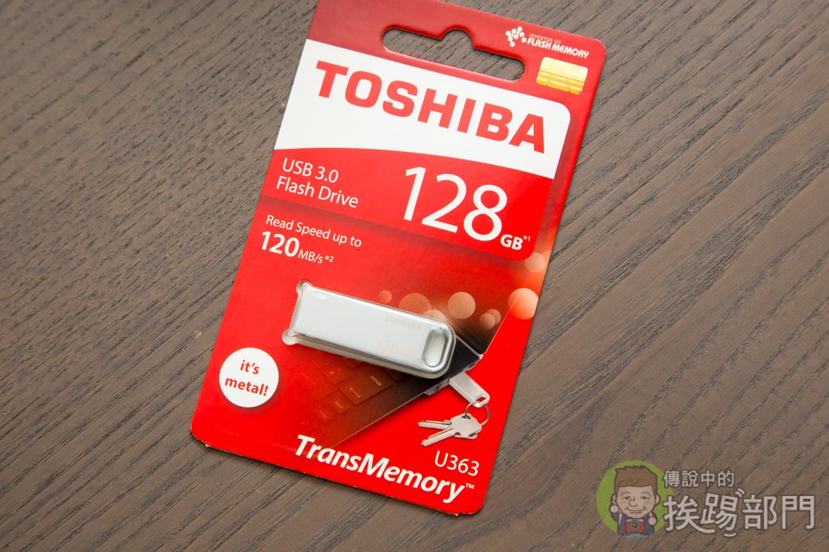 TOSHIBA Biwako 128GB USB3.0 隨身碟