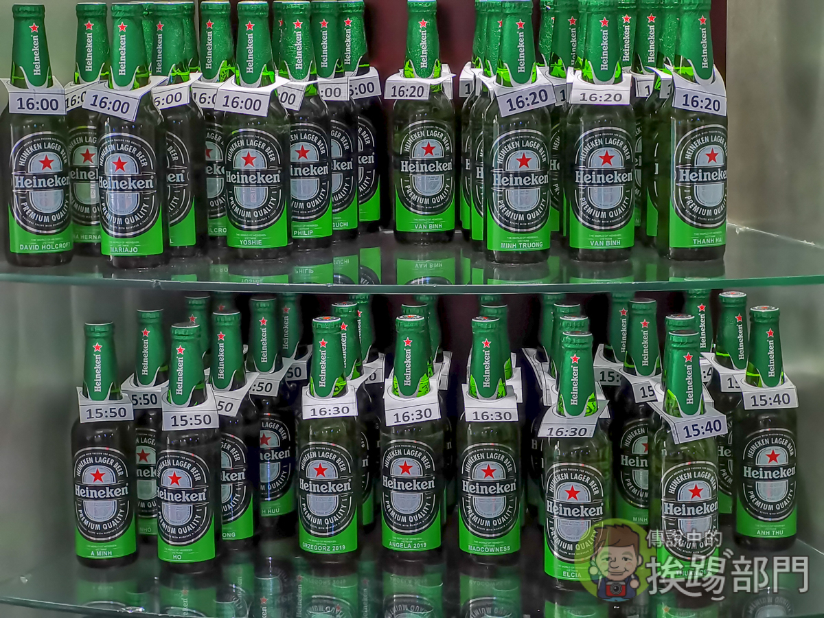胡志明 SAIGON SKYDECK THE WORLD OF HEINEKEN 海尼根博物館
