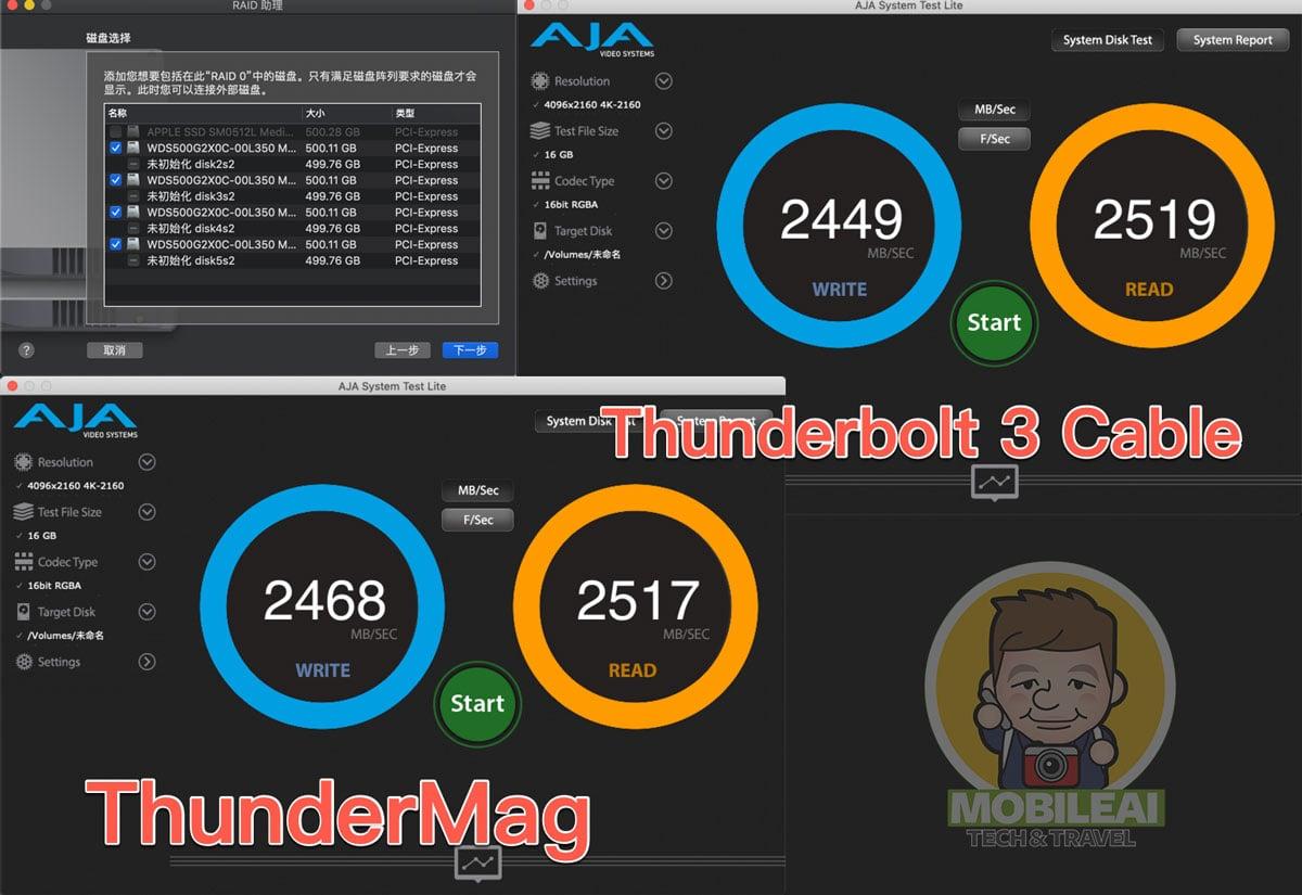 ThunderMag 閃電麥麥磁吸頭
