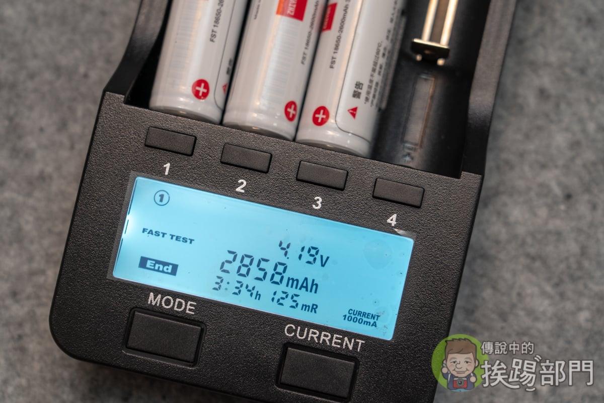 LiitoKala Lii-500 萬用電池容量檢測充電器開箱