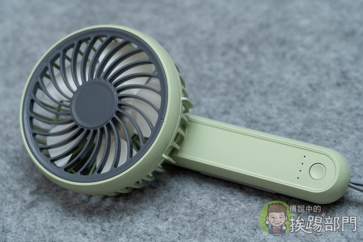 摺疊收納USB充電隨身風扇
