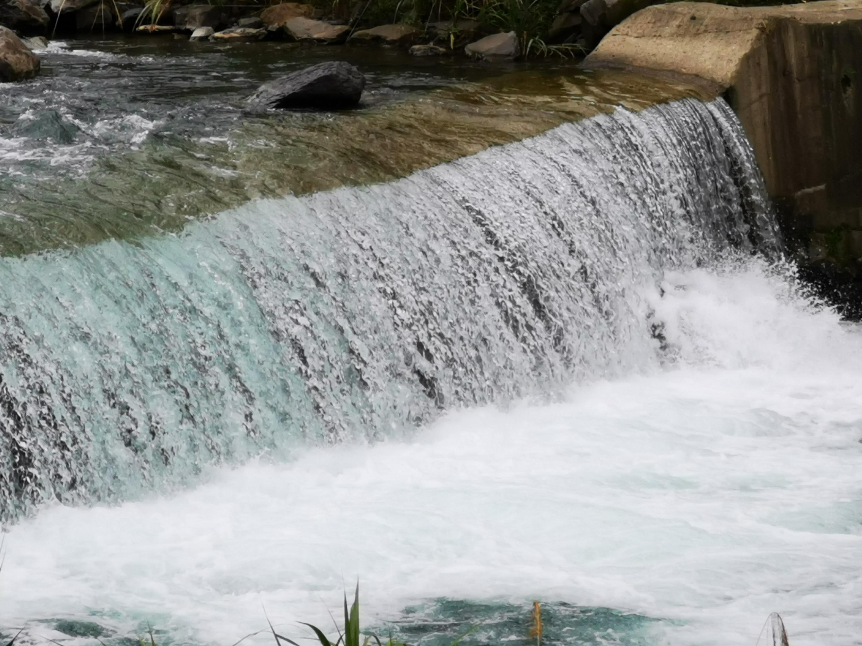 HUAWEI 手機水景模式