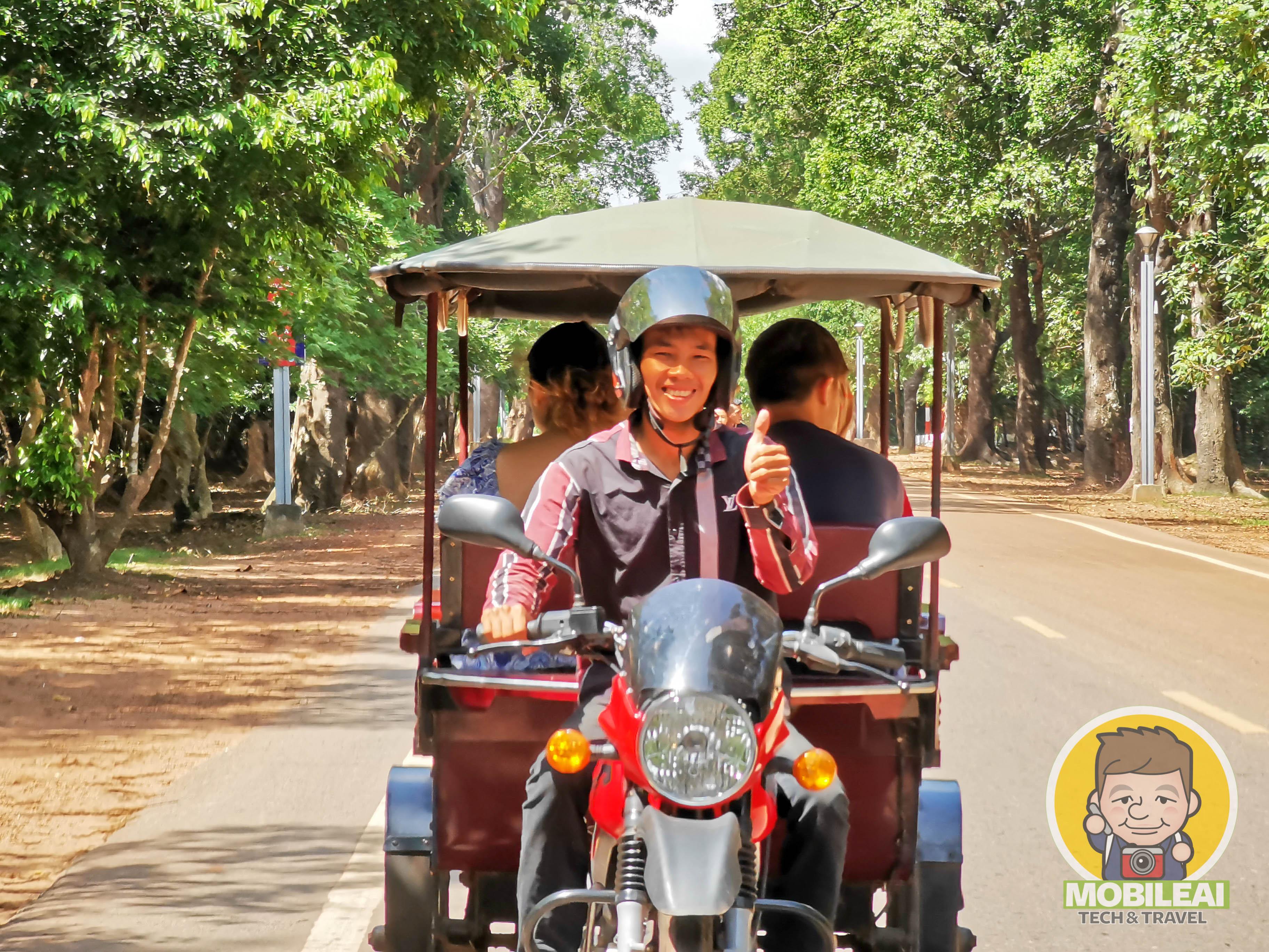 柬埔寨吳哥窟 Grab