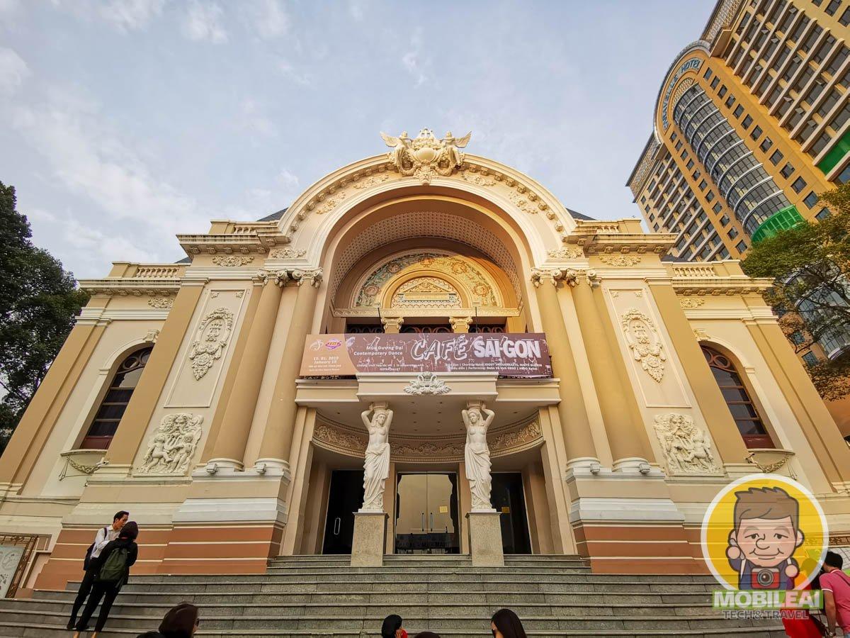 胡志明市大劇院