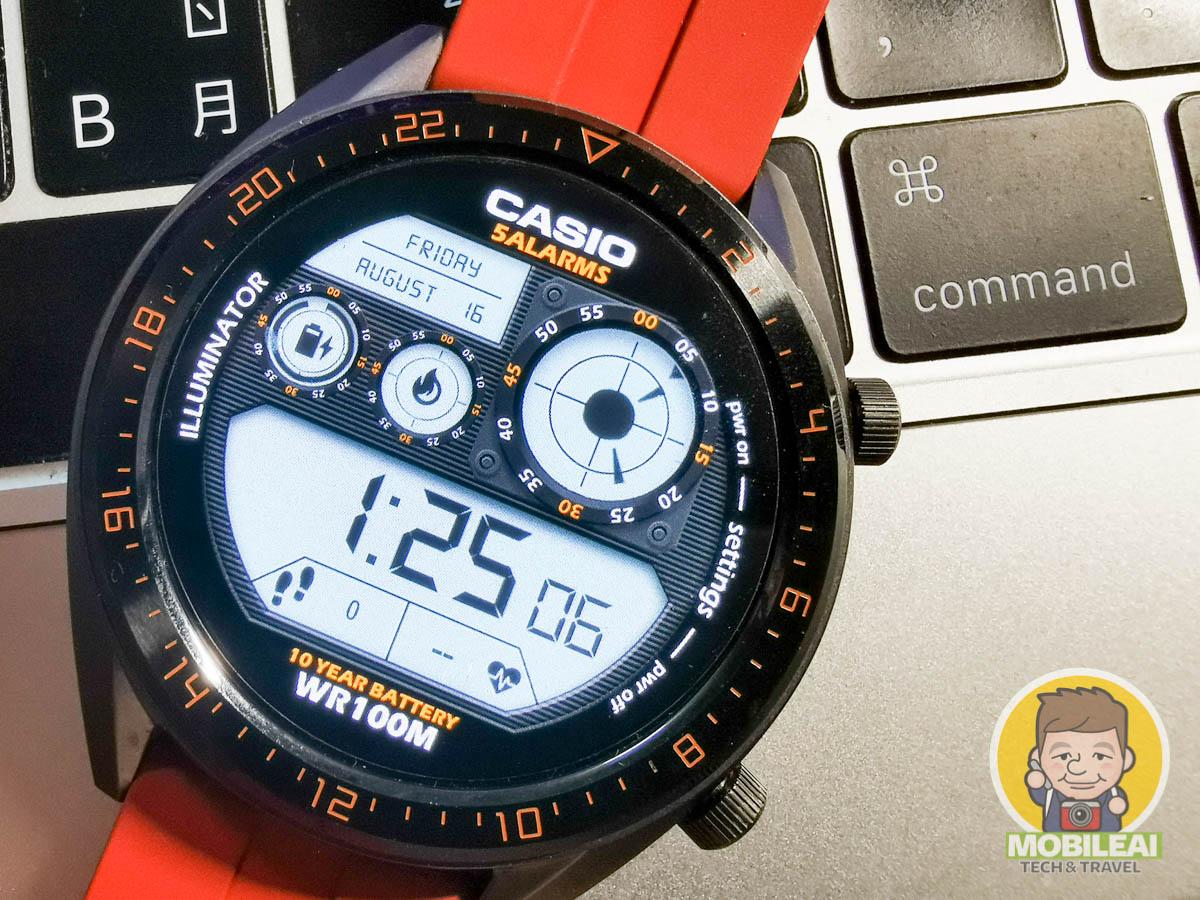 HUAWEI WATCH GT 第三方客製化錶面