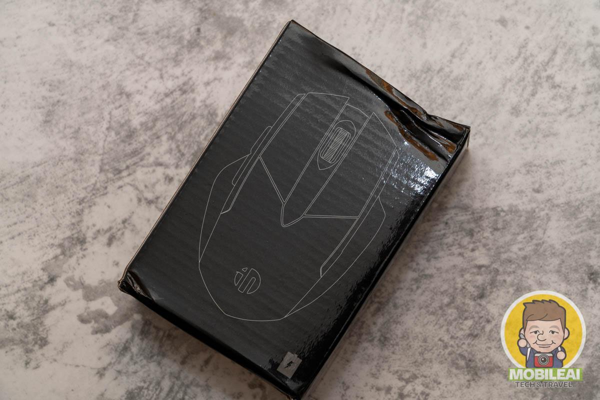 英菲克PM6可充電無線滑鼠