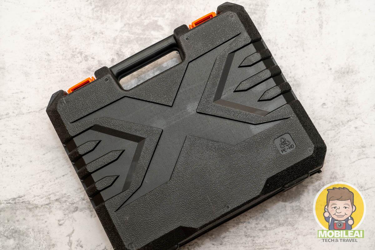 龍韻 LOMVUM 25V 手持充電式電鑽