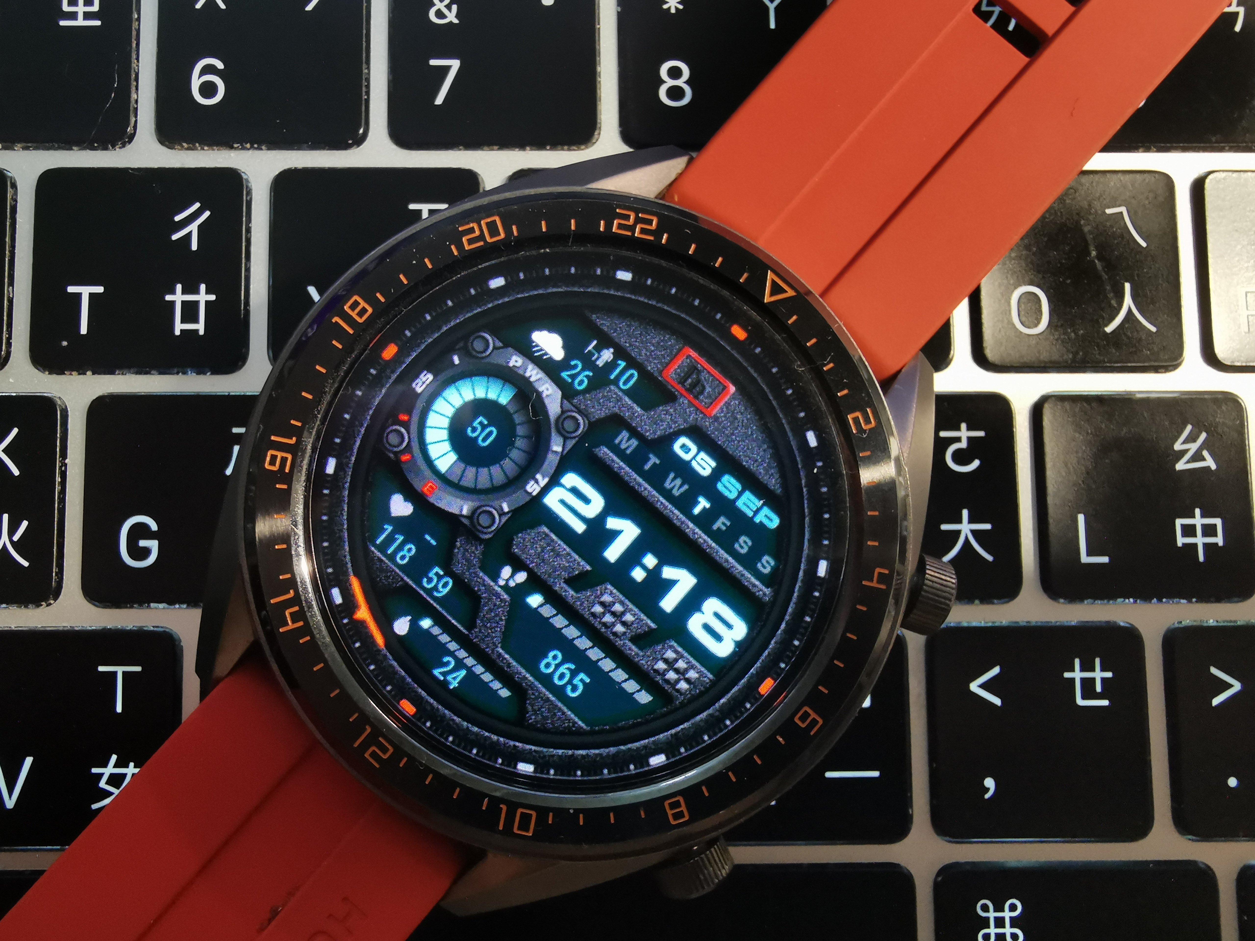 HUAWEI Watch GT 錶面下載