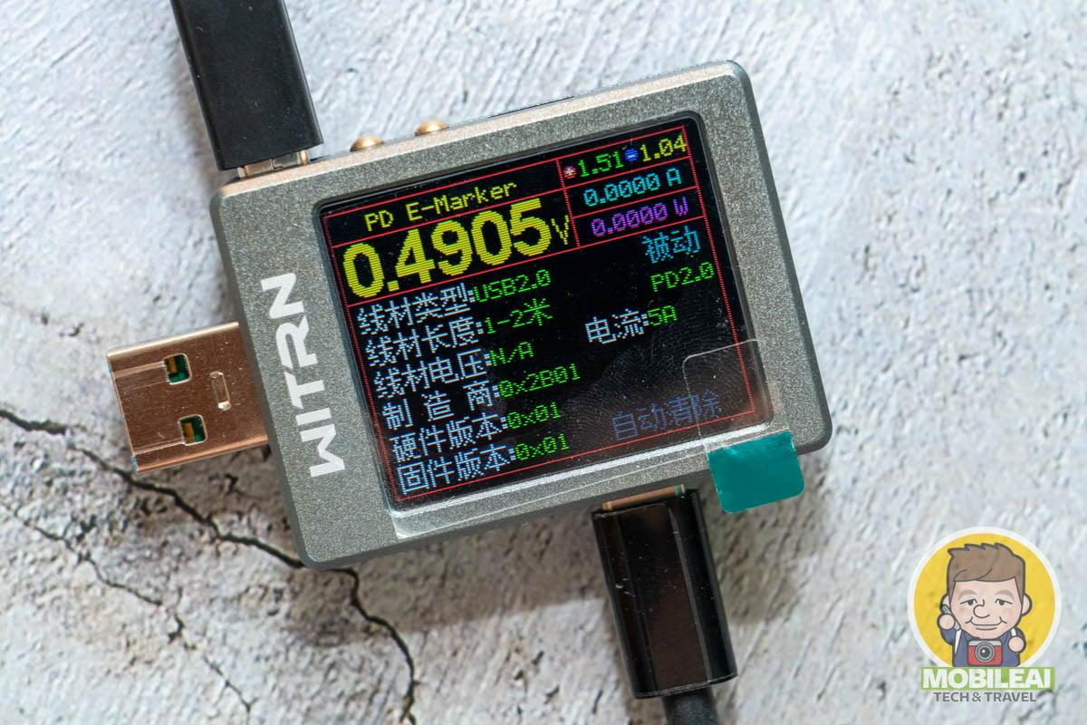 開箱 紫米 ZMI USB-C PD 65W 充電器