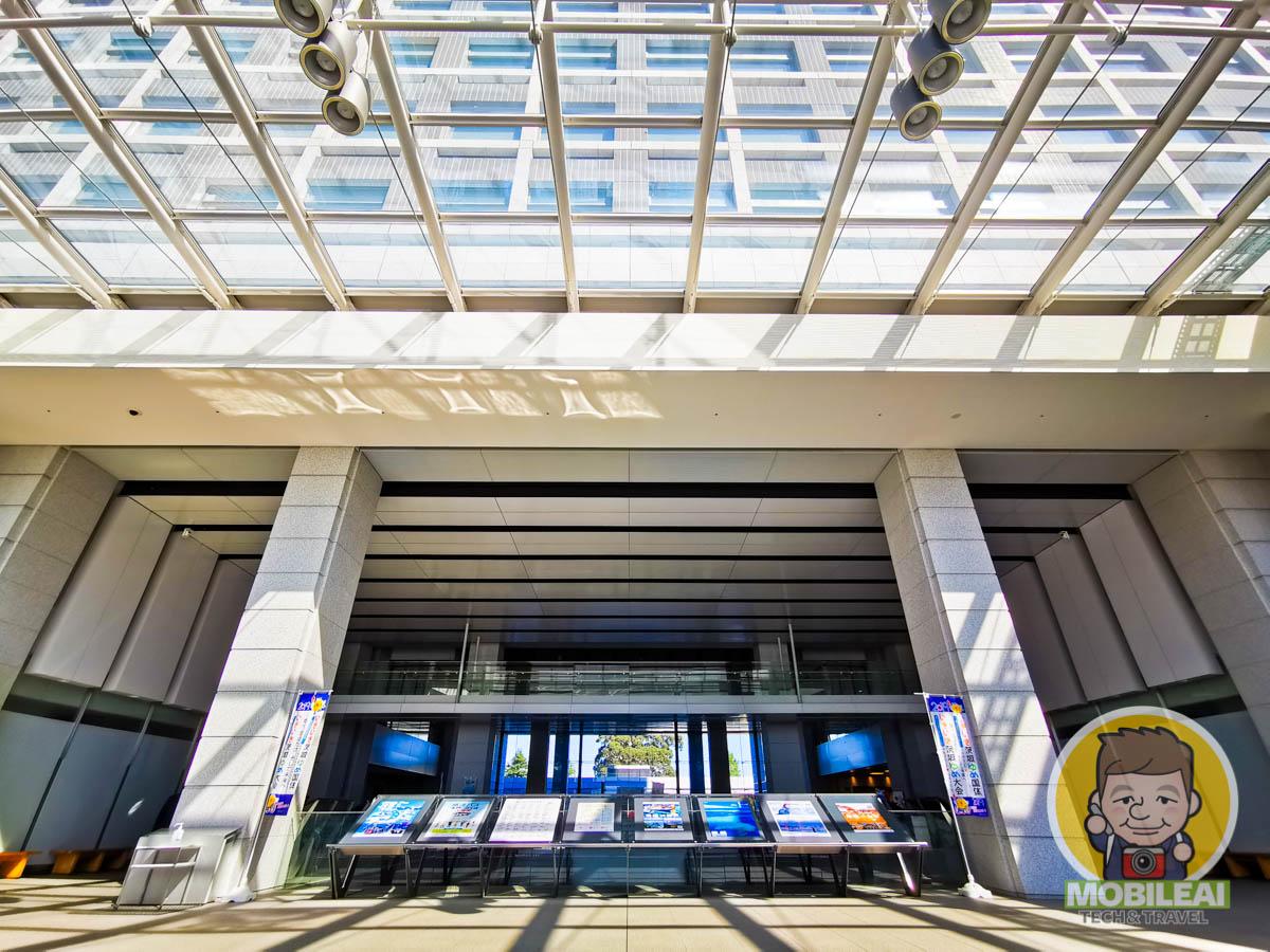茨城縣廳25樓展望台