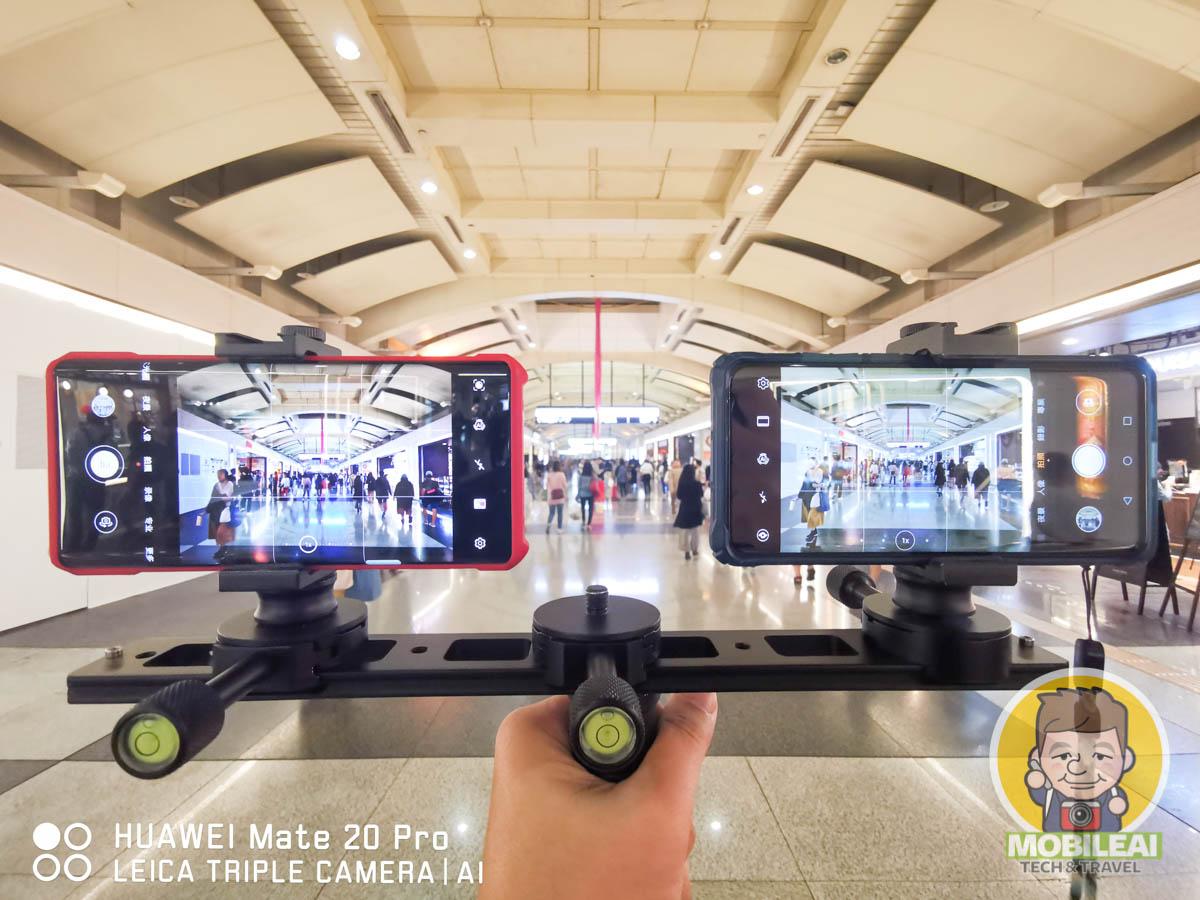 華為 HUAWEI Mate 30 Pro 與 P30 Pro 拍照上有何差異?