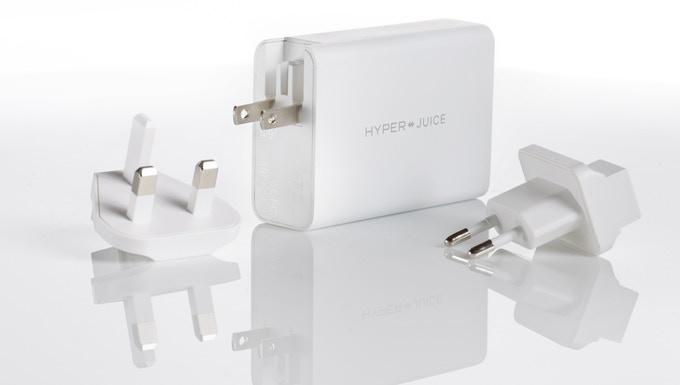 世界第一款 USB Type-C 100W GaN 充電器