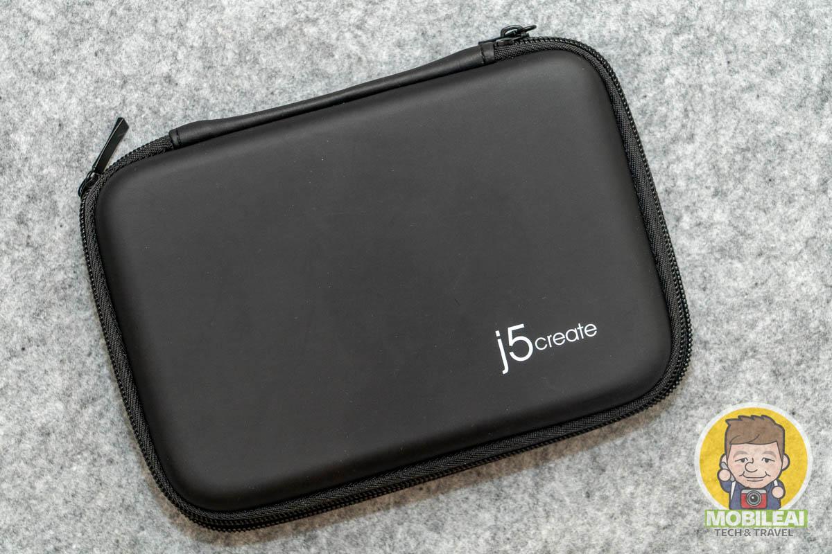 開箱 J5create JCD-389 多合一磁吸式擴充基座