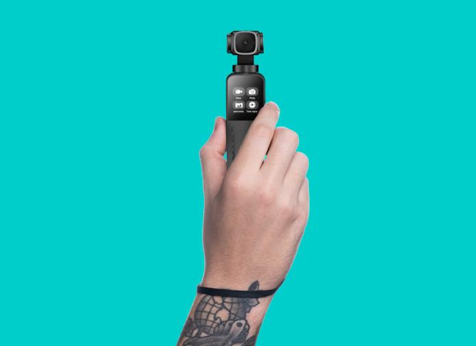 Vmate 口袋三軸雲台相機