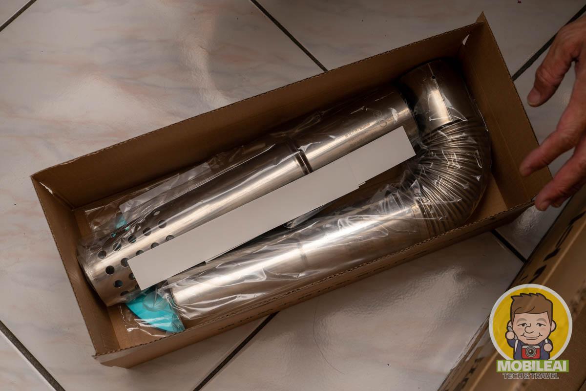鴻茂 H-1601 智能恆溫瓦斯熱水器