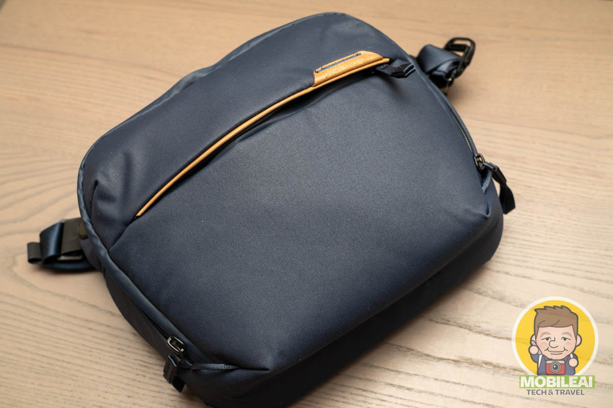 開箱 Peak Design Everyday Sling V2 6L