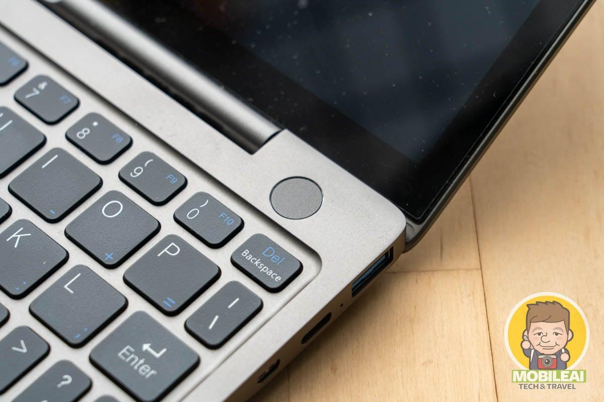 8.9吋迷你觸控筆電 GPD P2 Max