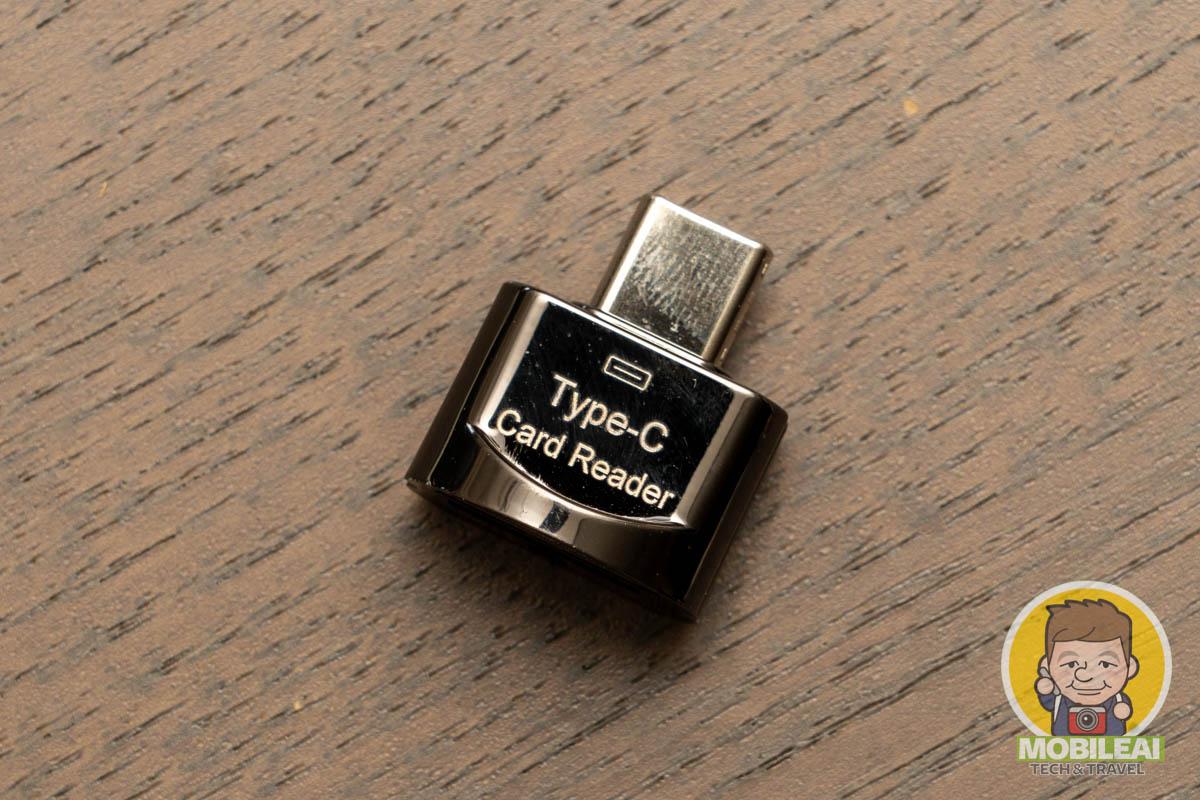 USB Type-C Micro SD 讀卡機