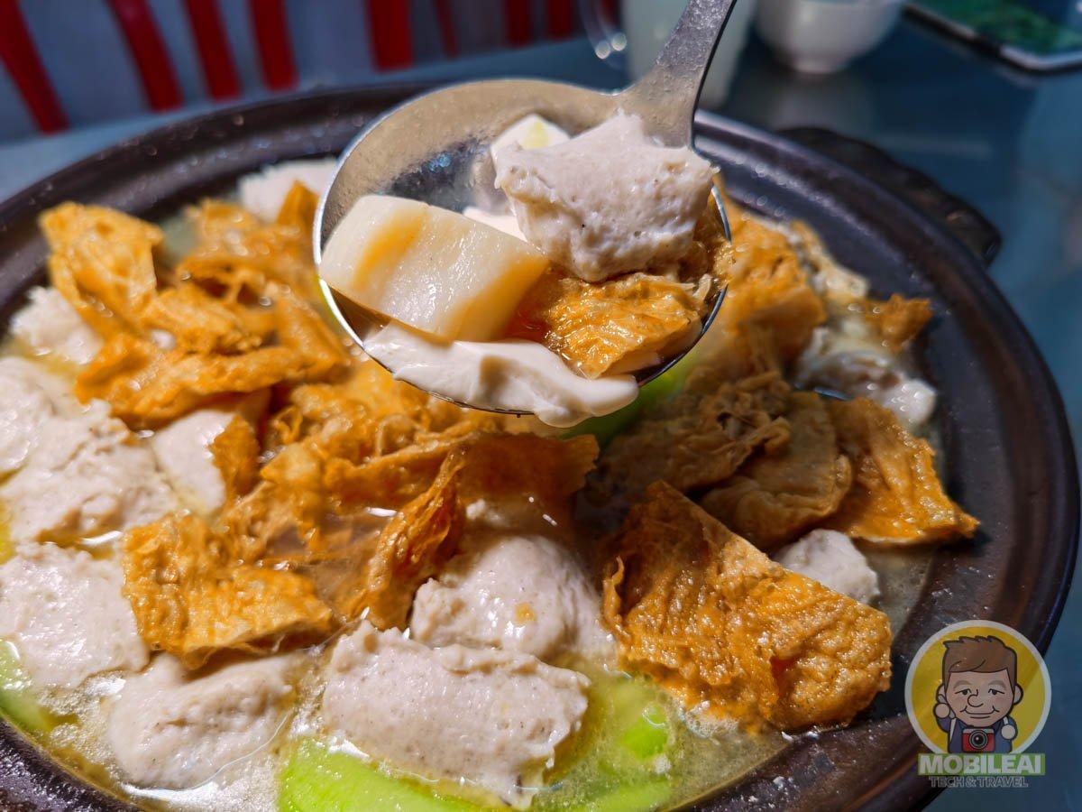 吉隆坡美食 等記魚頭米