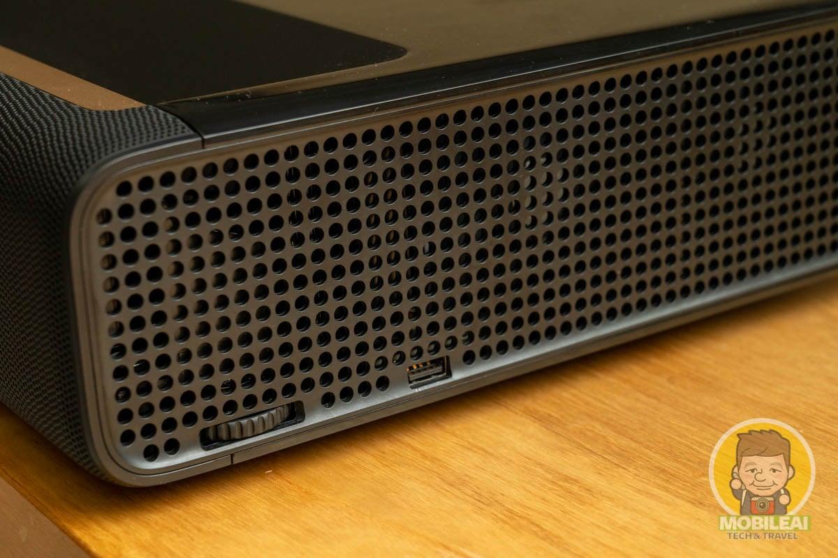 光峰 Appotronics A300 4K 雷射投影機開箱實測