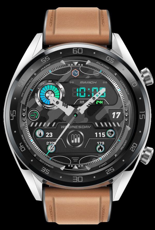 HUAWEI WATCH GT|GT 2 第三方客製化錶盤下載