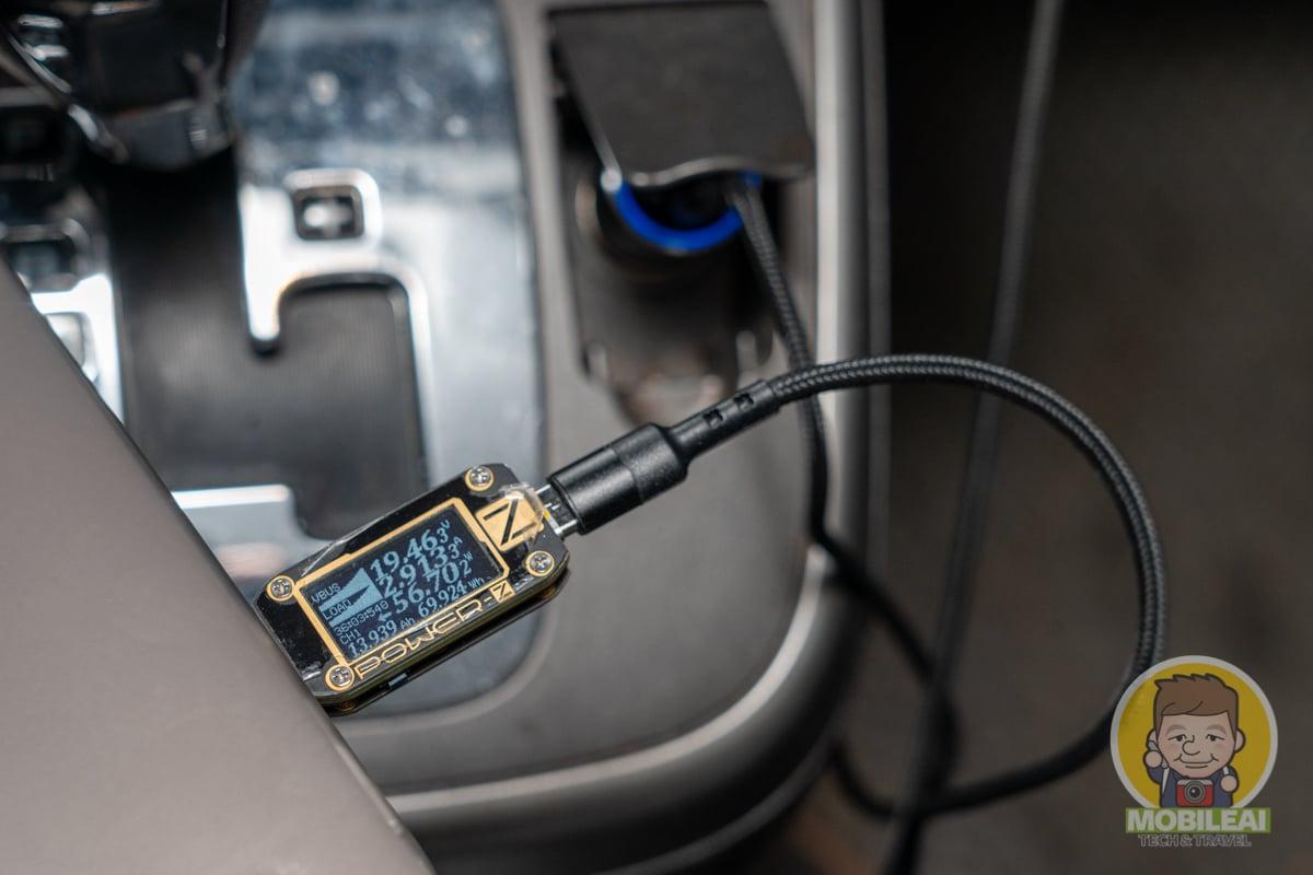 USB-C PD 60W 車充