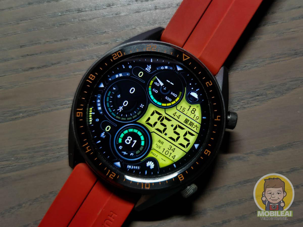 HUAWEI WATCH GT GT 2 第三方客製化錶盤下載
