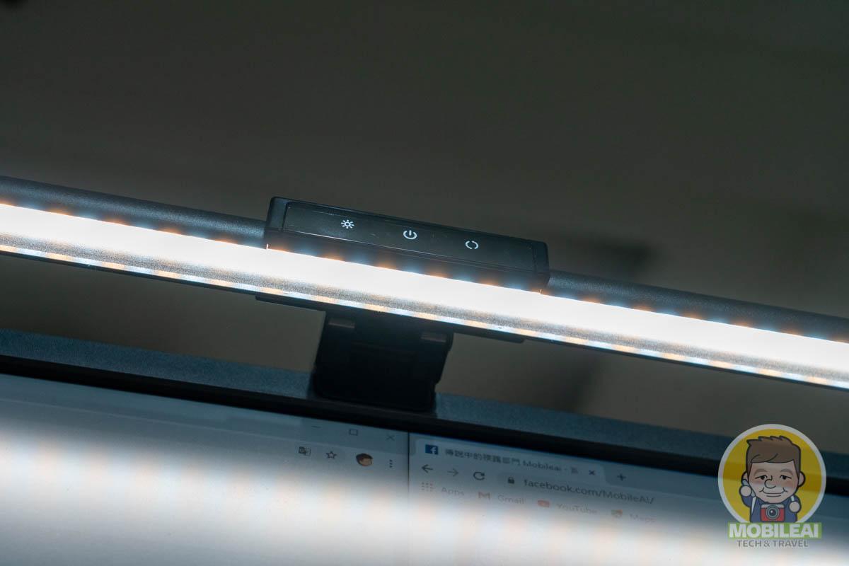 開箱台照 LED 螢幕掛燈