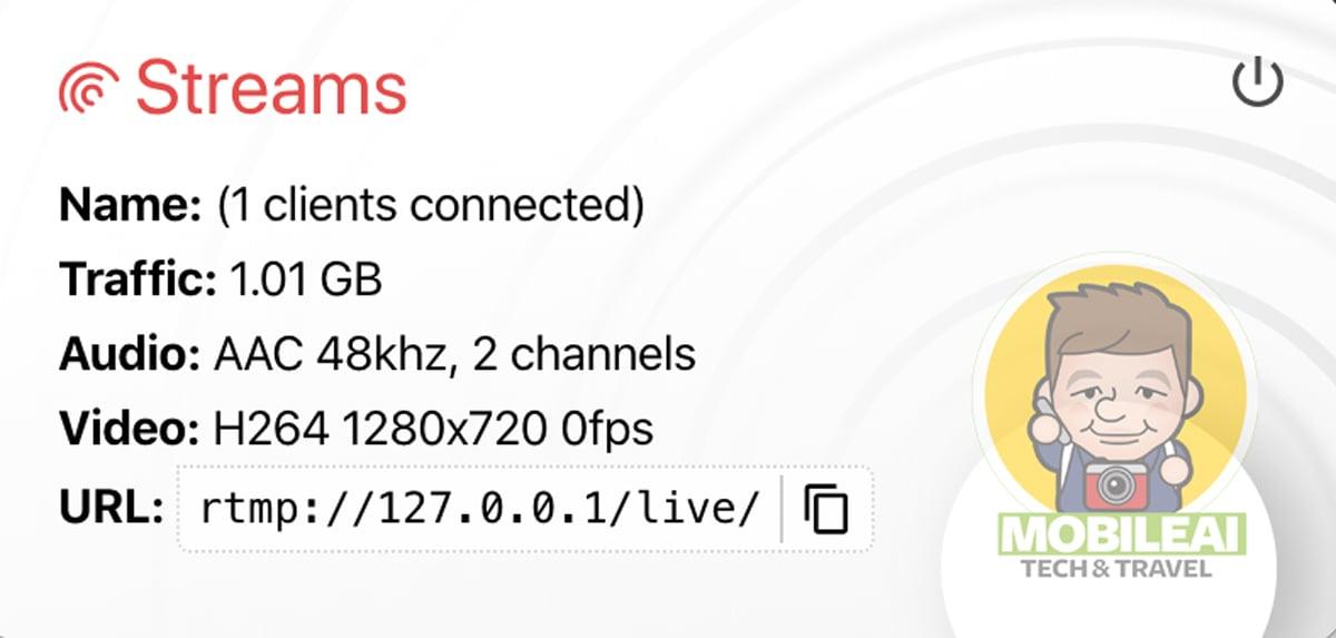 RTMP Server macOS