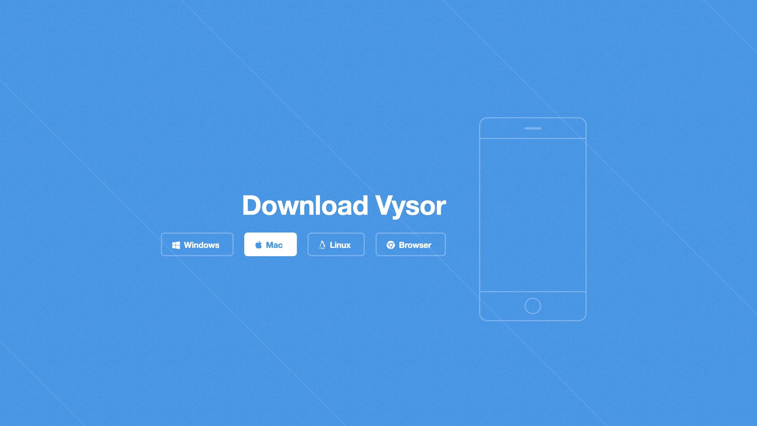 電腦控制 Android 手機 Vysor