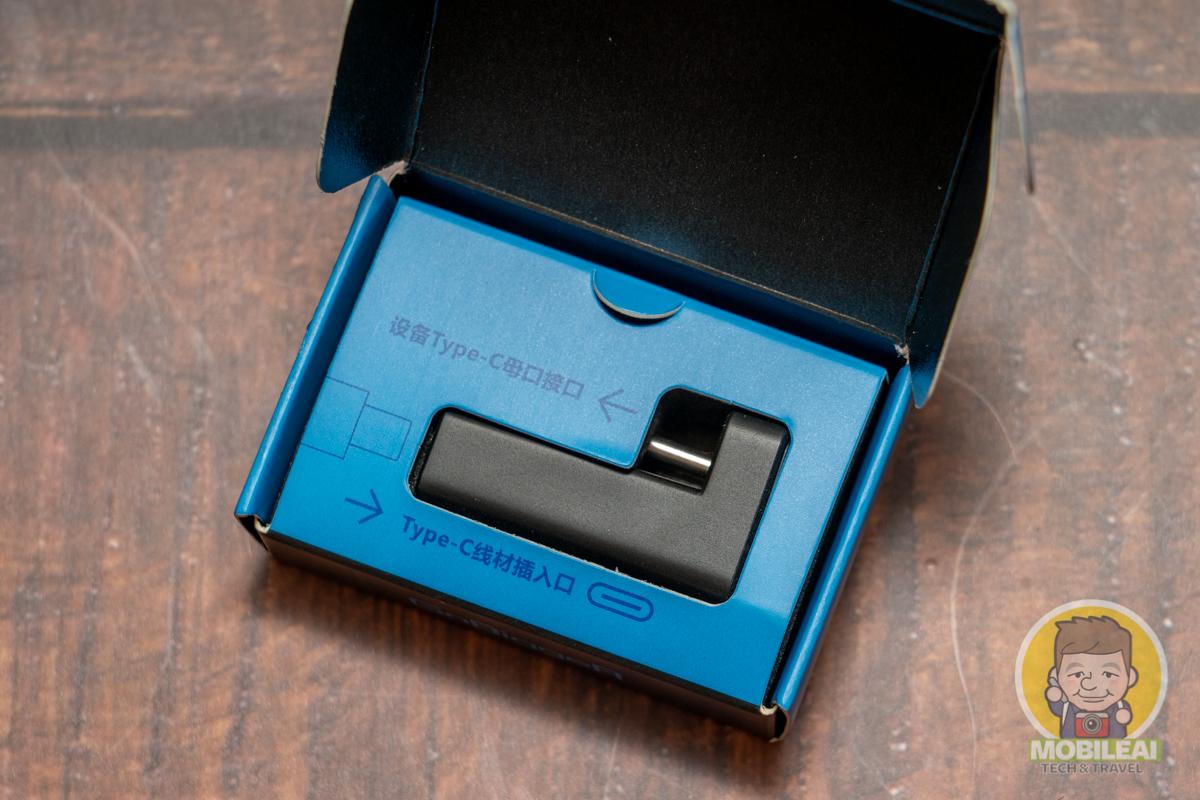GoBiggeR USB Type-C 180度轉接頭