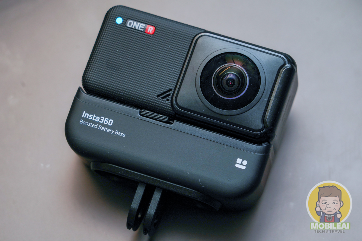 Insta360 One R 高續航電池