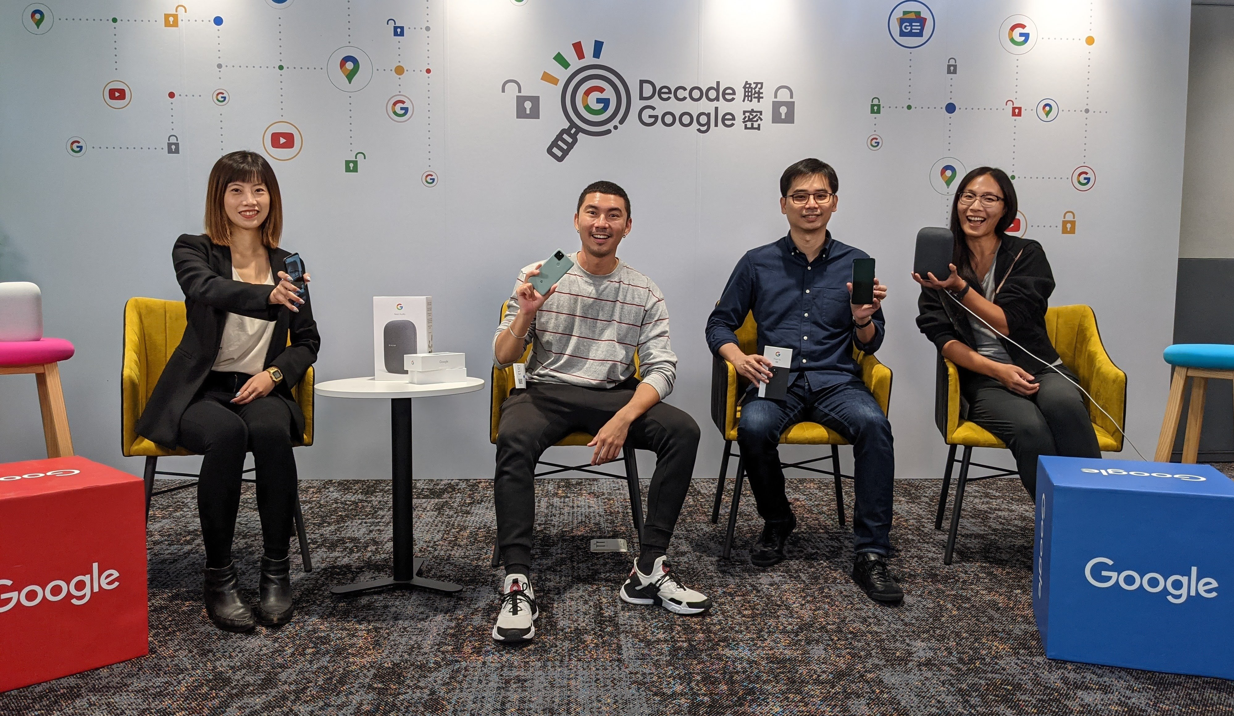 Google 台灣團隊解密 Google 硬體願景與產品定位