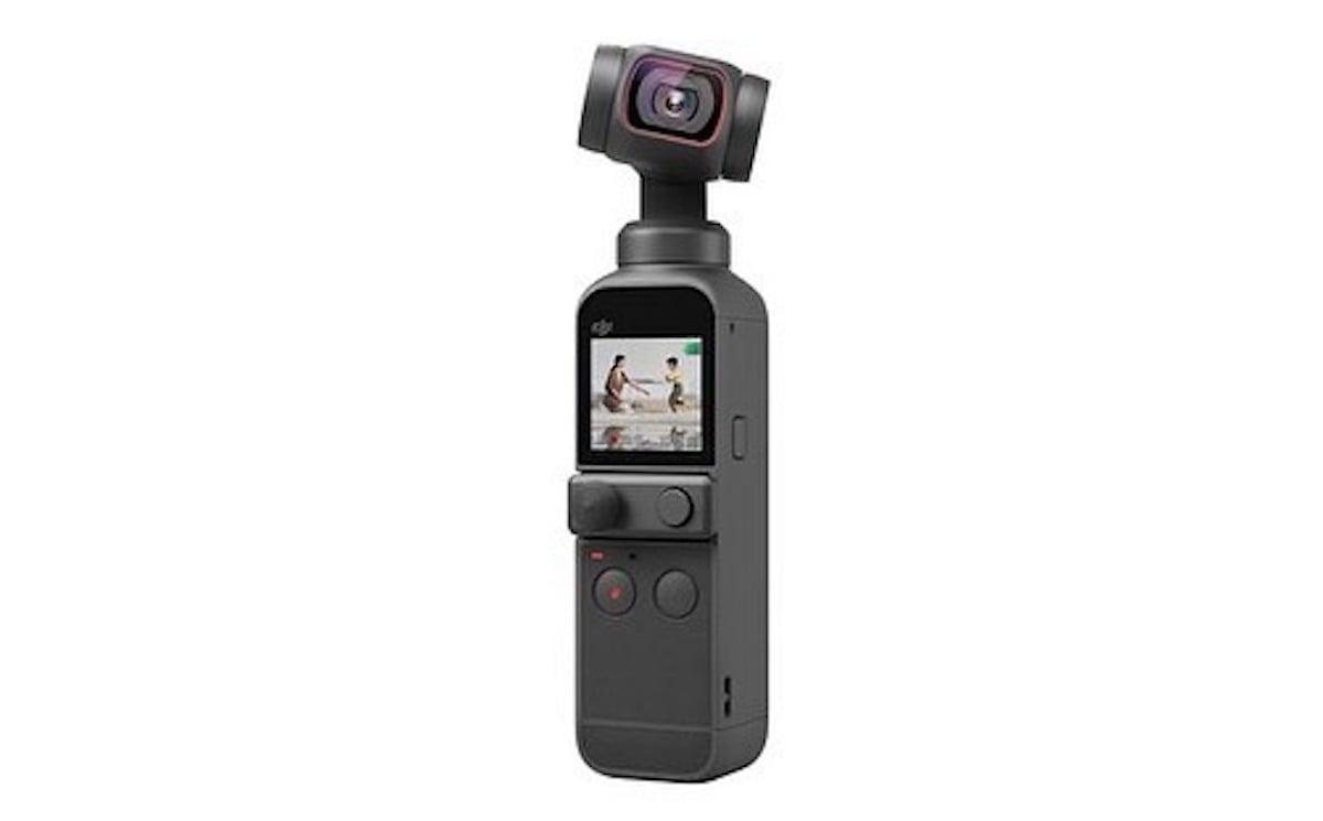 DJI Osmo Pocket 2 外觀搶先曝光