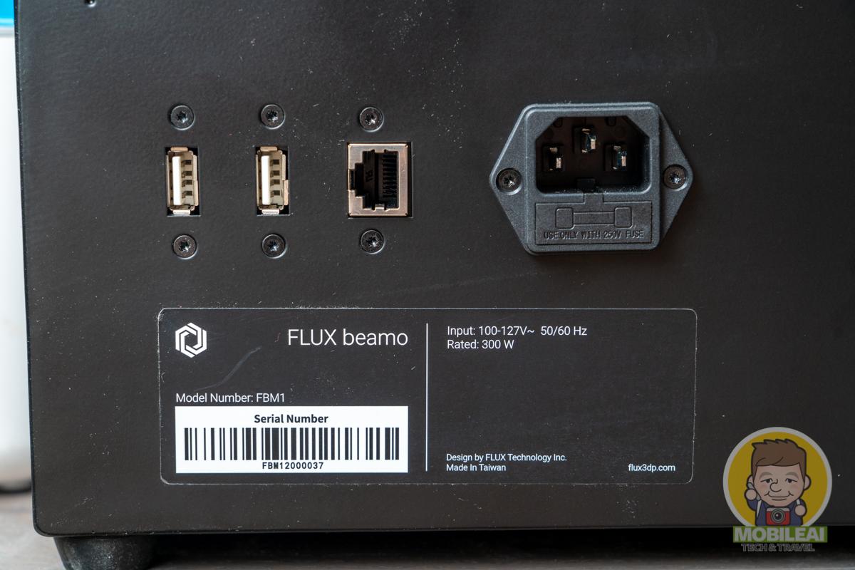 FLUX beamo CO2雷射雕刻機