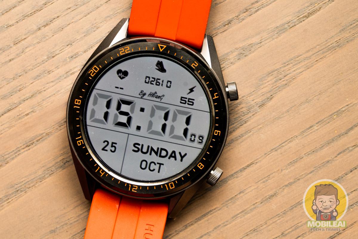 HUAWEI WATCH GT 第三方客製化錶盤更換教學