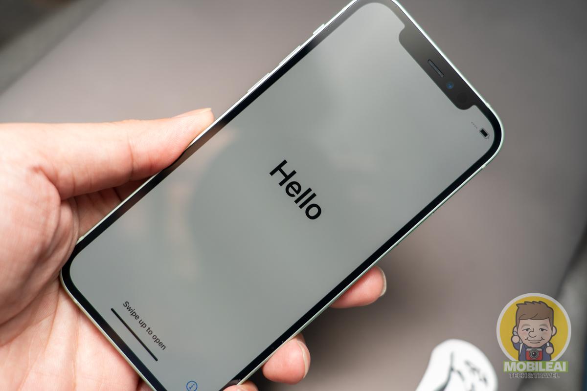 開箱 iPhone 12 動手玩